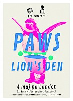 Filler & Lazy Octopus : PAWS +LION'S DEN