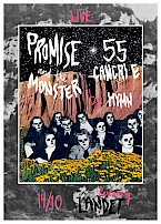 Promise and the Monster + 55 Cancri e - LIVE på Landet
