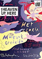Mutant Gredelin • Hey Gloria (NO) • Landet 25/5